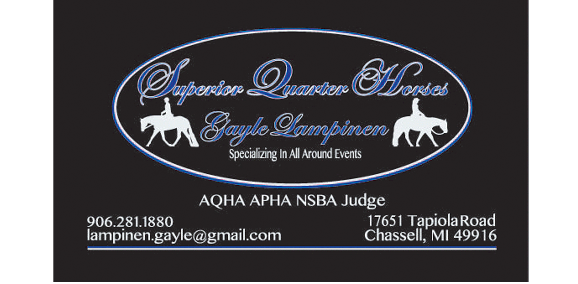 Equine Services | Welcome to Less Designs & Marketing!